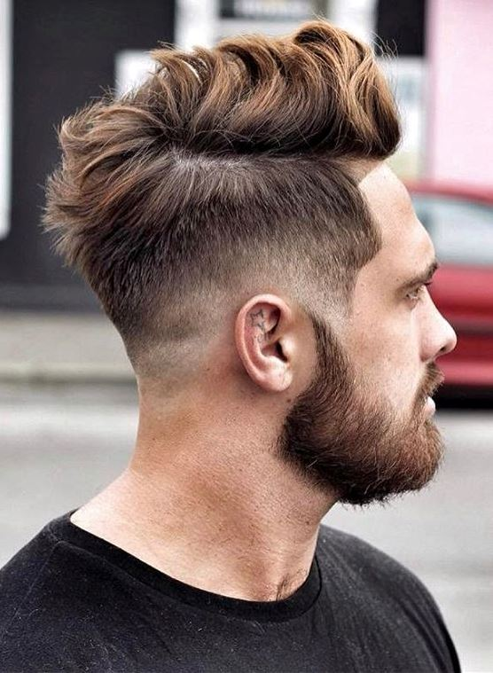 Top Men\'s Hairstyles for 2017