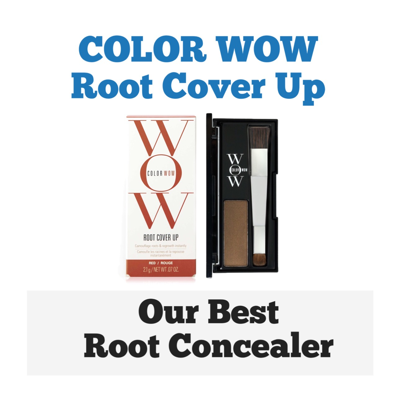 8 Best Root Concealers Touch Up You Need To Try In 2018