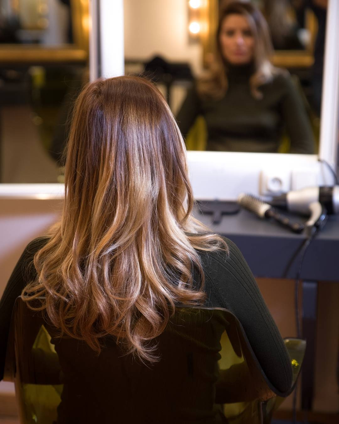 Hair Strobing Is the Best Way to Enhance Your Face Shape recommendations