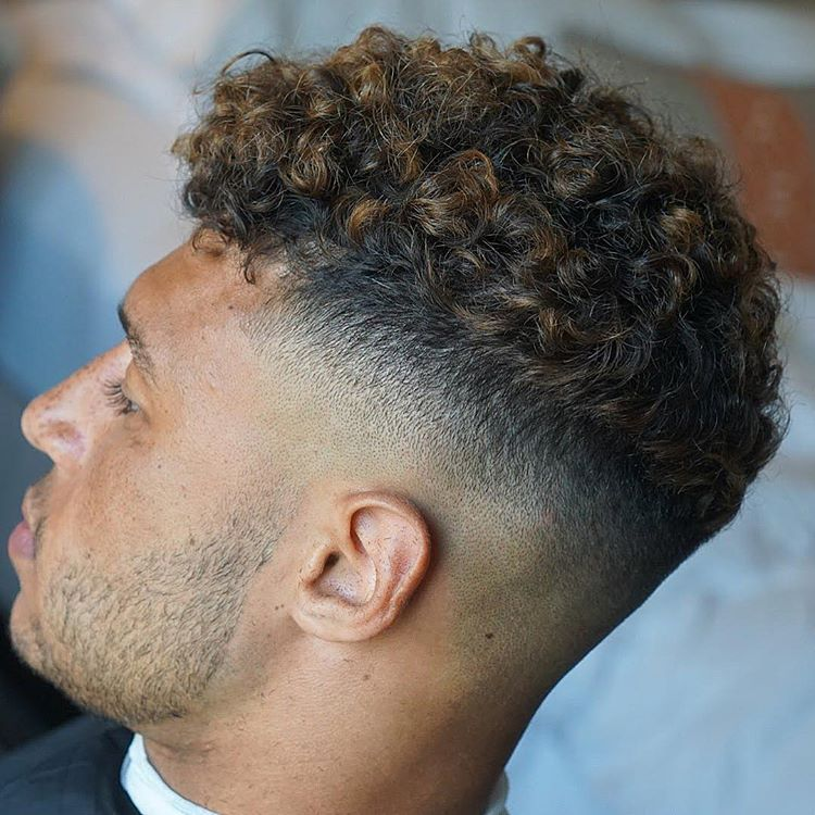 7 iest Men's Curly Hairstyles