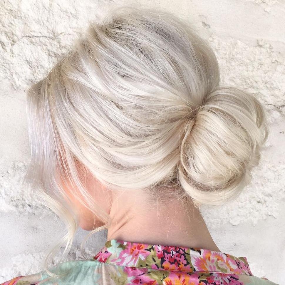 Updo Hairstyles For Long Medium Hair In 2018 Therighthairstyles