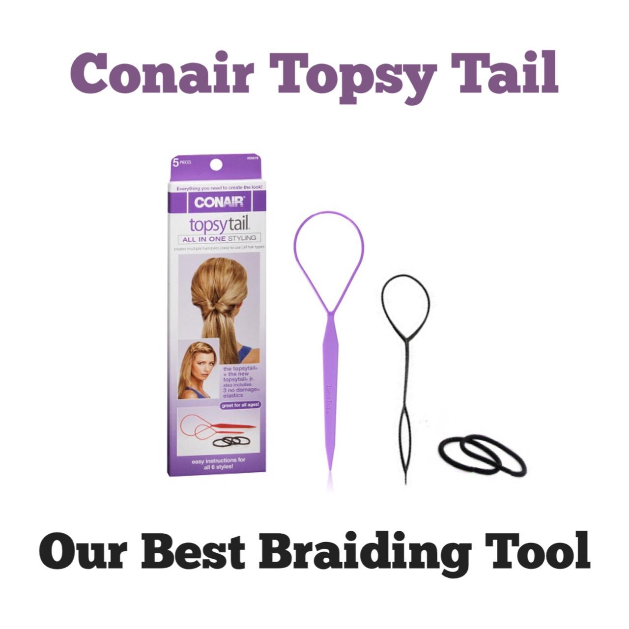 Conair Topsy Tail Tool