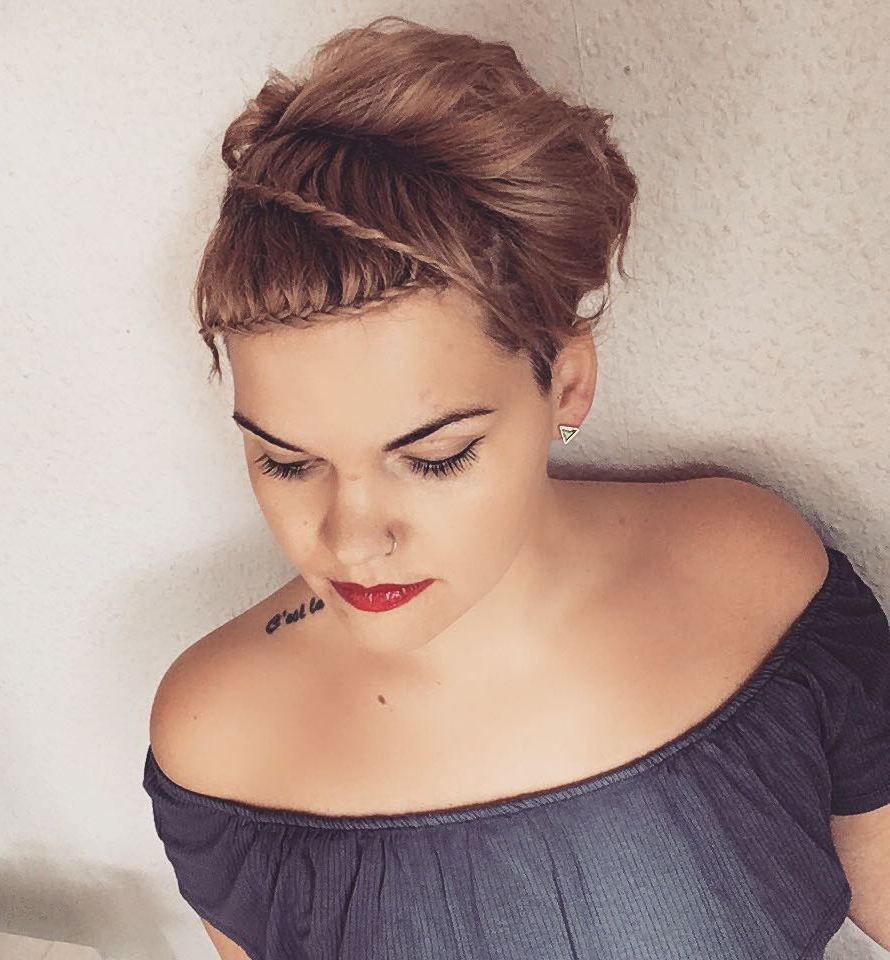 ways to style asymmetrical hair 18 different ways to style a pixie cut 2018 complete guide 5644