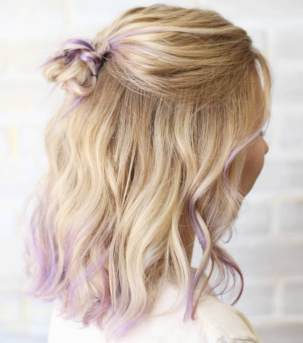 Updo Hairstyles for Long, Medium Hair in 2018 — TheRightHairstyles