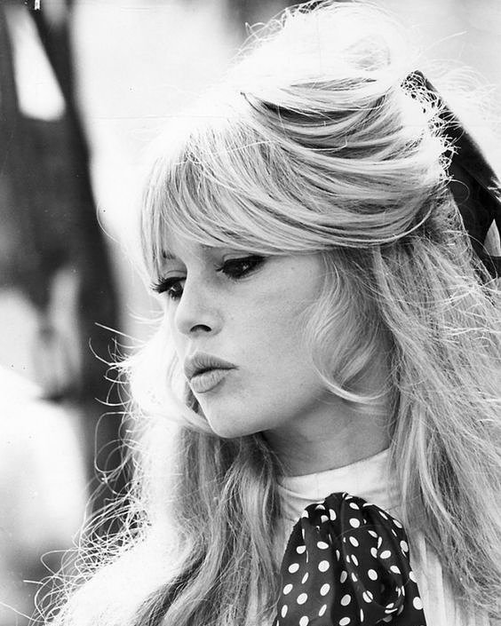 The Bardot Bangs Is The Most Stylish Trend of 2018