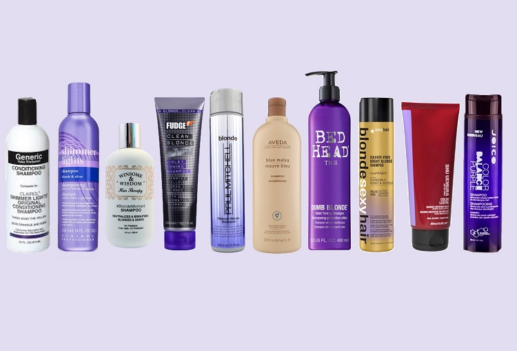 10 Best Purple Shampoos For Blonde Hair Reviews Buyers Guide