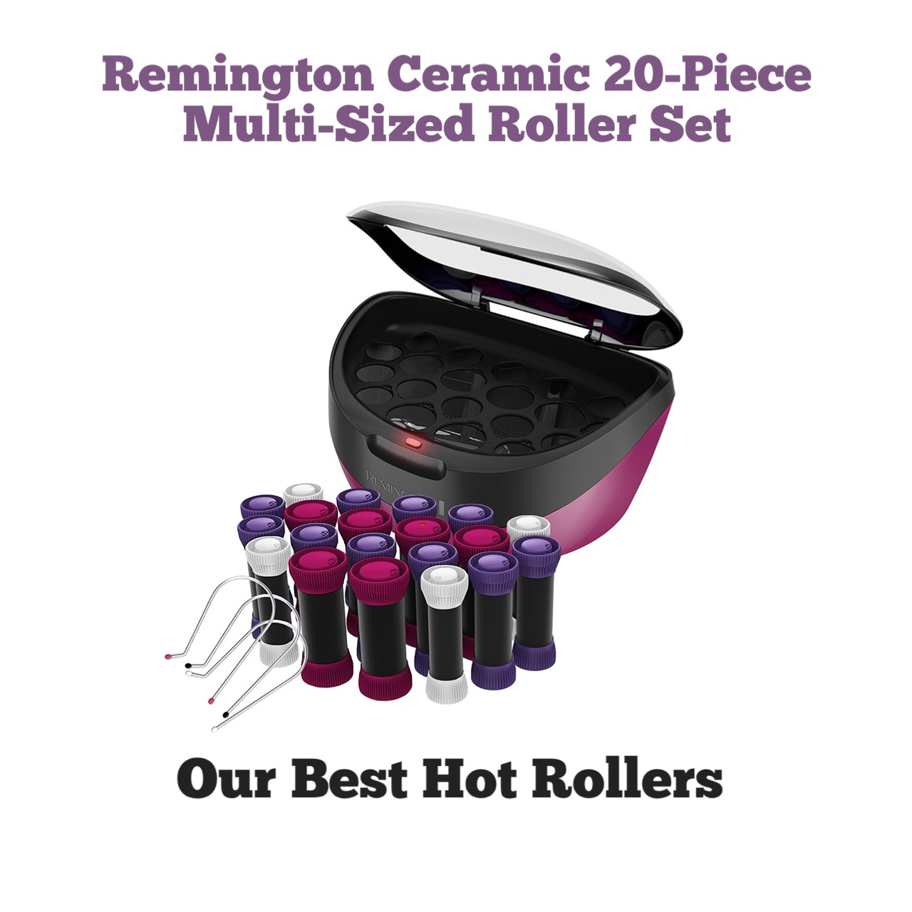 Remington Roller Set