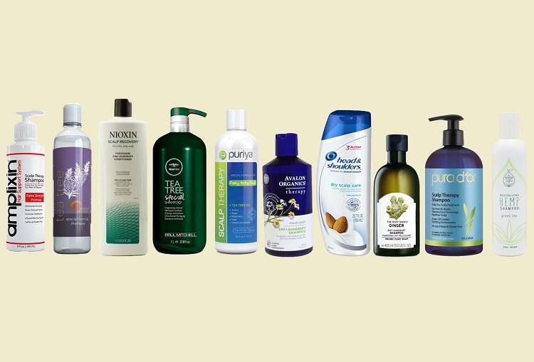 10 Best Shampoos For Dry Scalp 2018 According To Real People