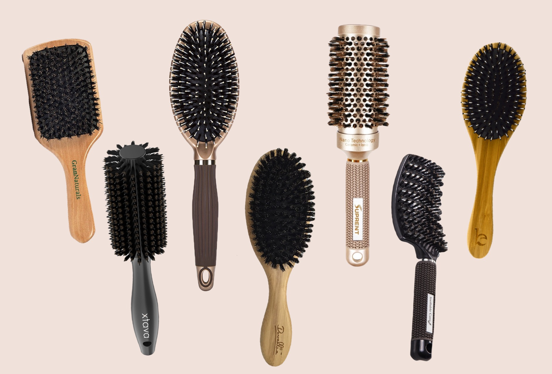 Best boar hair brush