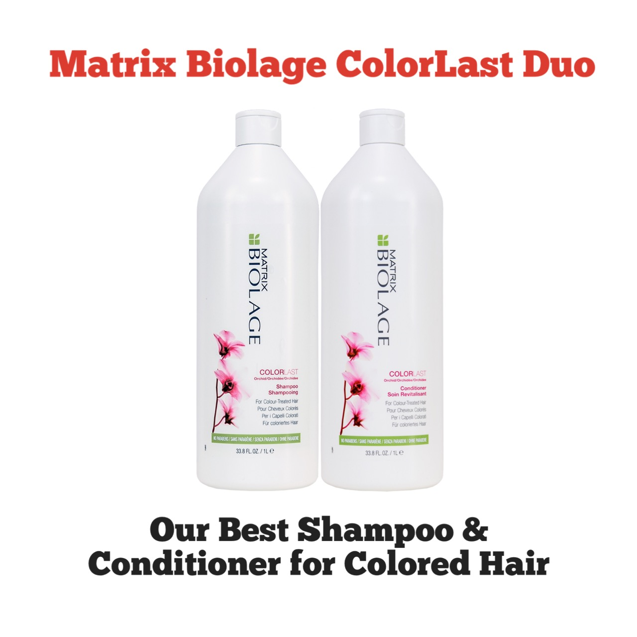 Biolage Color Last Duo Set