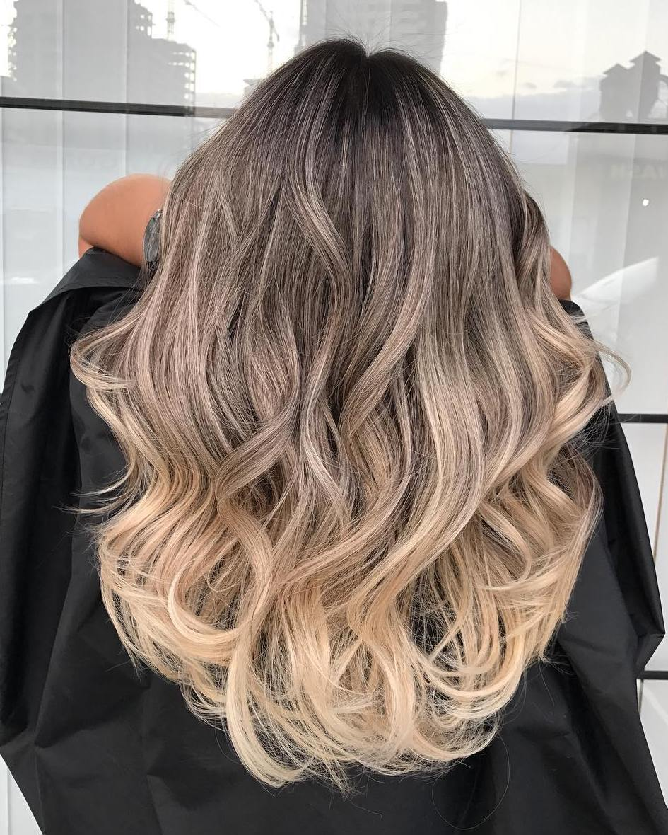 The Difference Between Balayage And Ombre Definitive Guide