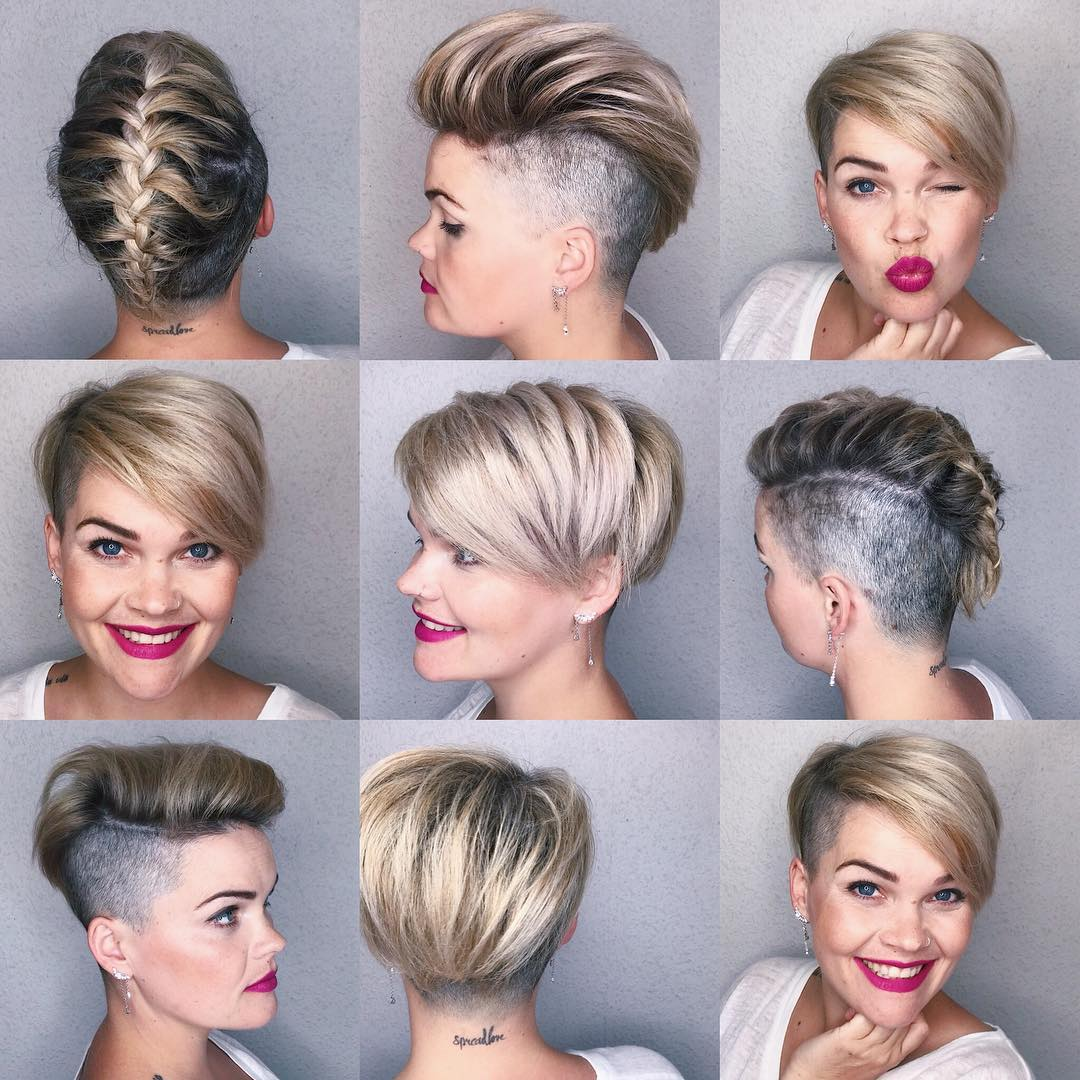 10 Cute And Easy Hairstyles For Short Hair To Try Out In 2020