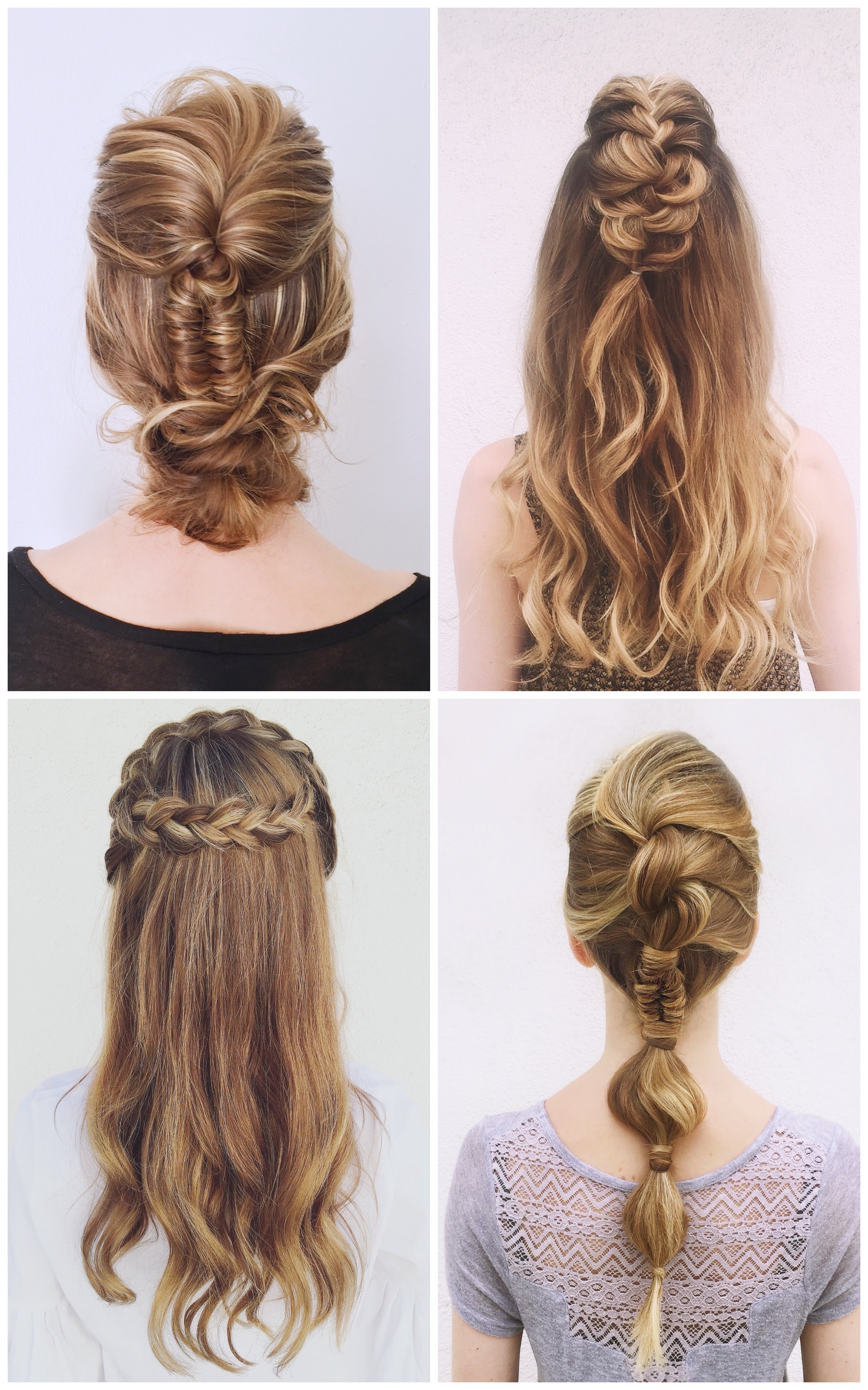 15 Cute Prom Braid Hairstyles to Try for Medium and Long Hair