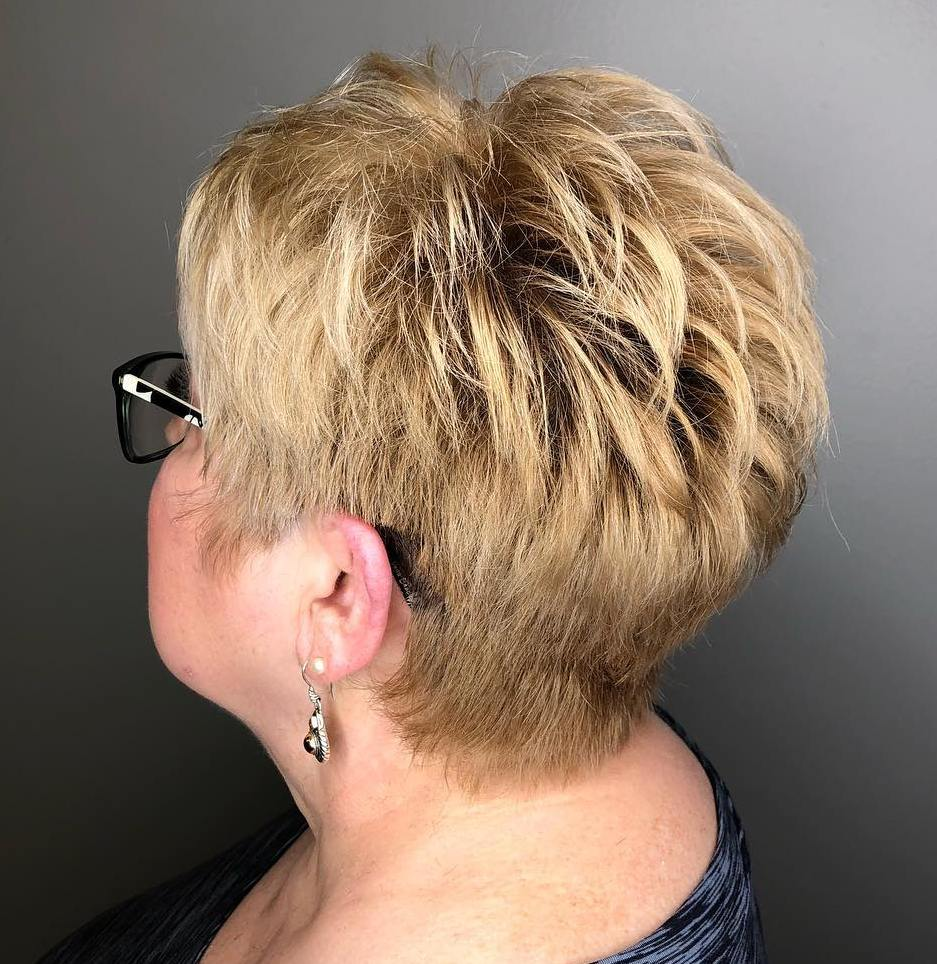 20 Best Short Hairstyles and Haircuts for Women over 60