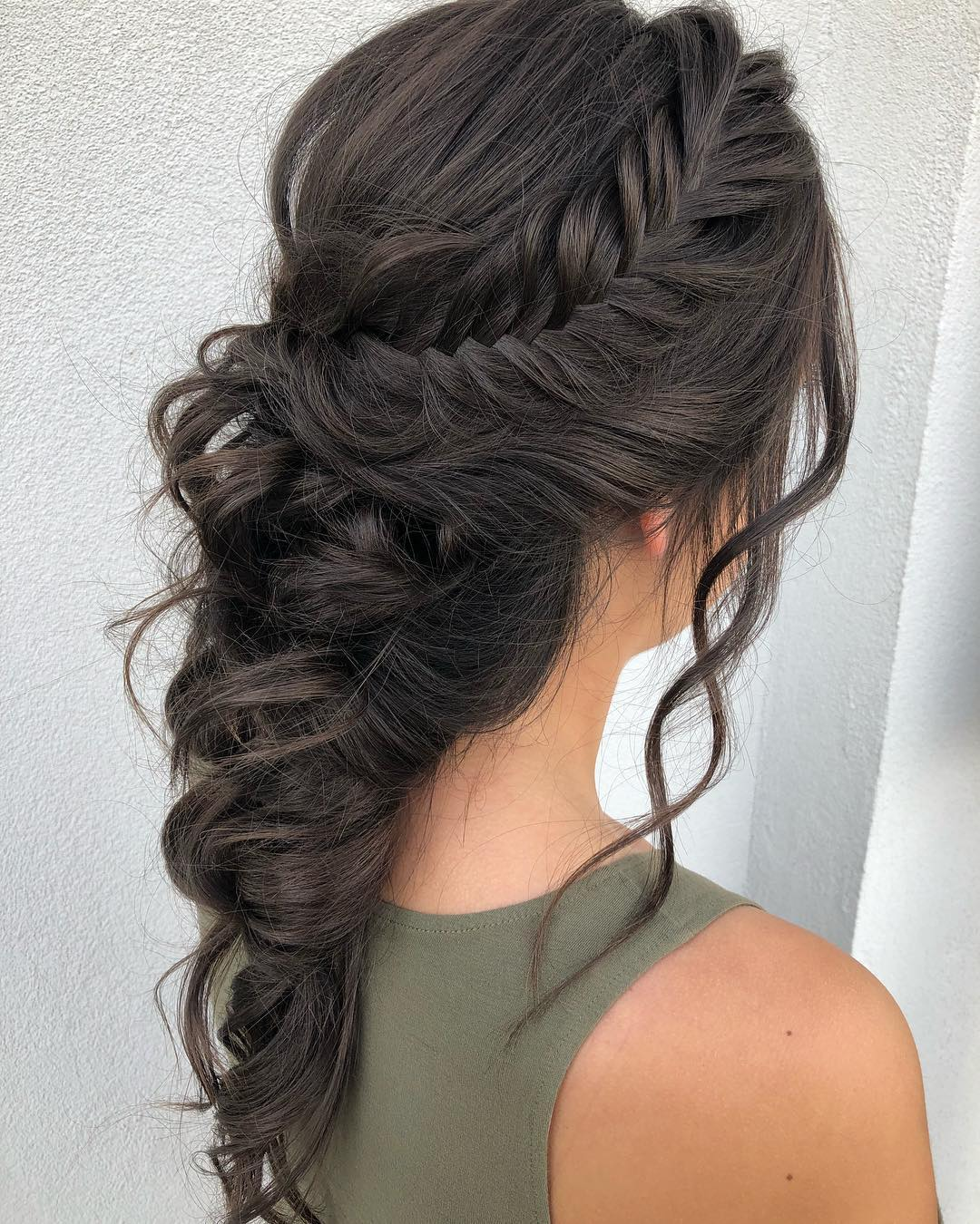 Wedding Hair Style Video: 9 Wedding Hair Trends For 2019