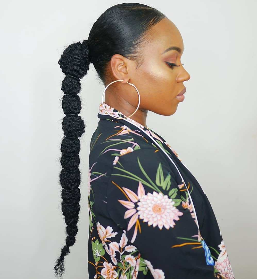 16 Easy And Cute Natural Hairstyles For Short Hair To Try In 2020