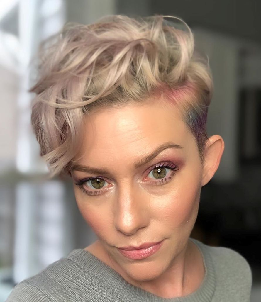5 Ways To Curl Short Hair With Flat Iron And Curling Wand In 2020