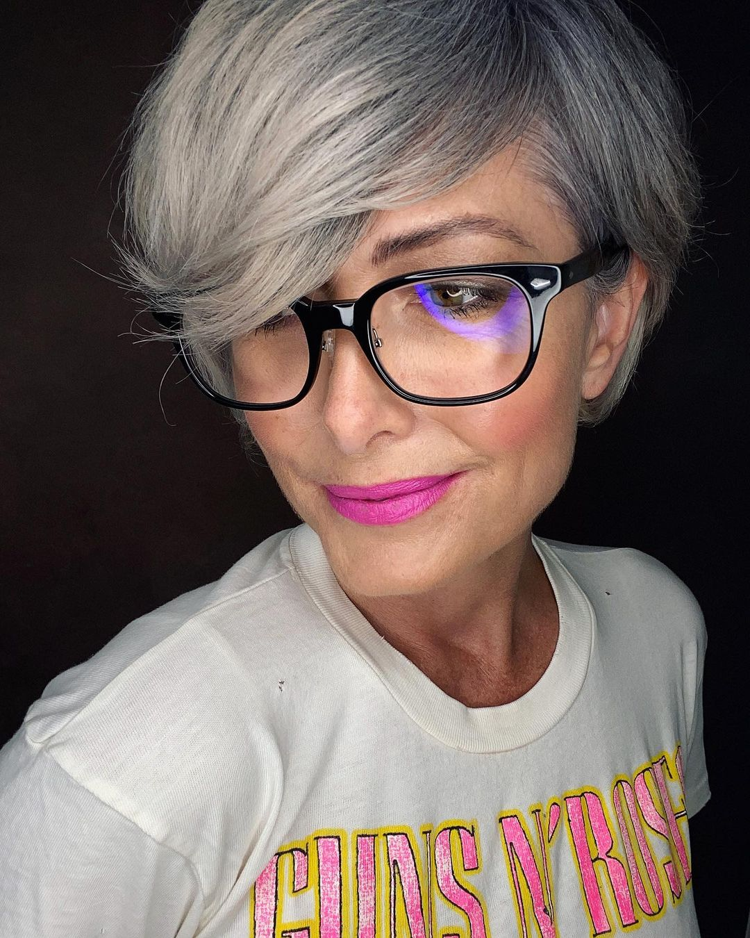 18 Ways to Go Gray and Rock All the Way Through Transition